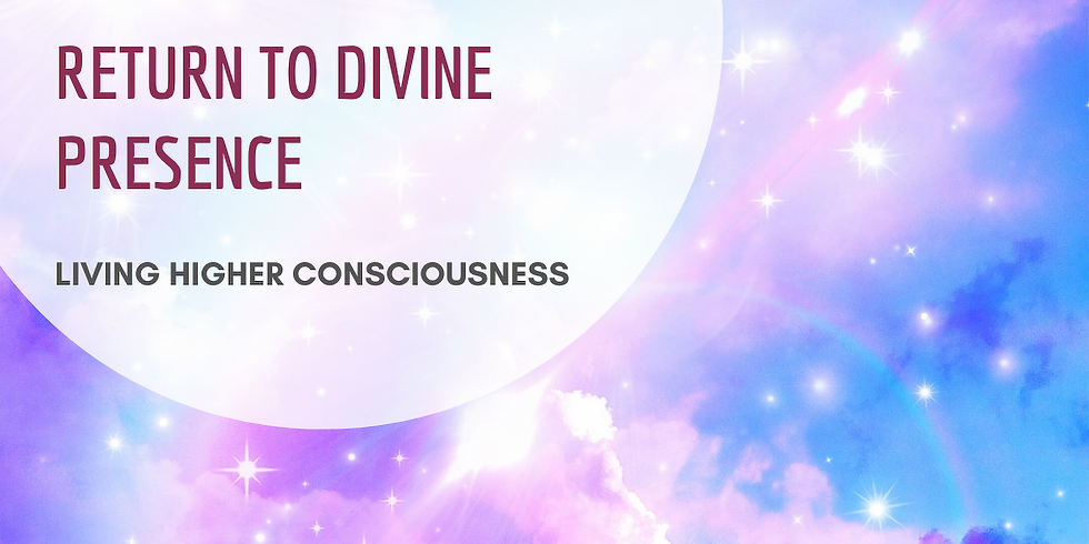 Return to Divine Presence 28 days online - webcourse