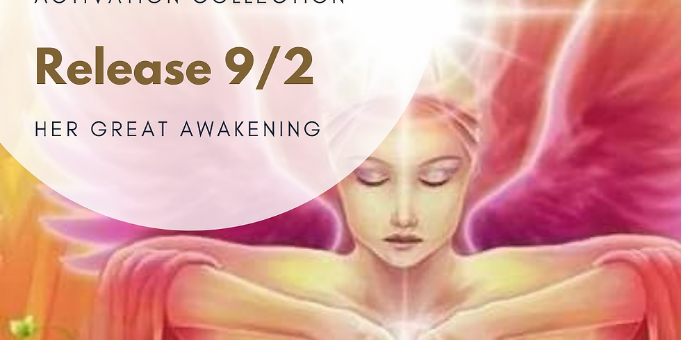 Mother Mary and the Pink Flame Activation