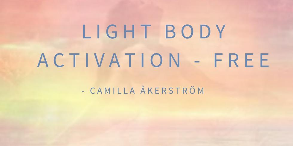 Light Body Activation - FREE