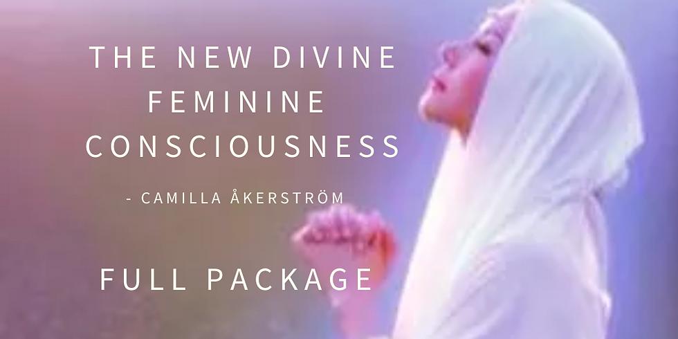 The New Divine Feminine Consciousness - FULL PACKAGE