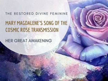 The Cosmic Rose Activation - Available Now!