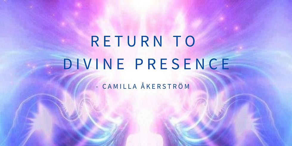 Return to Divine Presence (1)