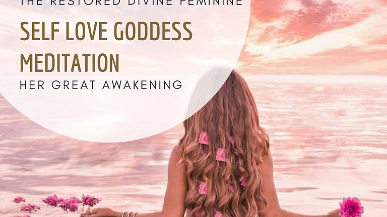 Self-Love Goddess Meditation FREE