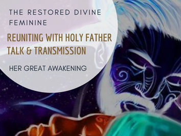 Reuniting with Holy Father Talk & Transmission