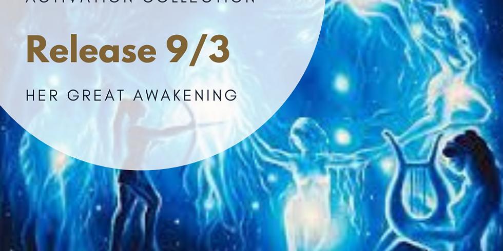 Cosmic Sisterhood & Cosmic Mother Transmission - Release