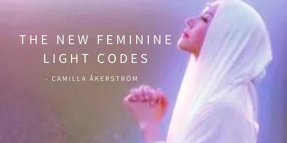 The New Feminine Light Codes