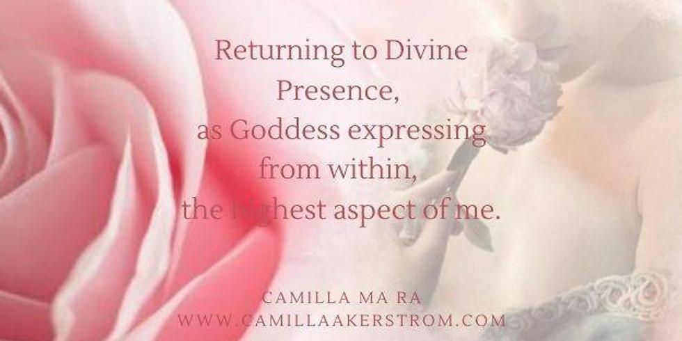 Alt 2 The New Divine Feminine Consciousness