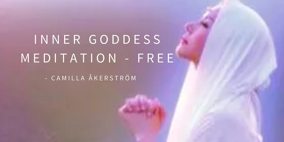 Inner Goddess Meditation - FREE