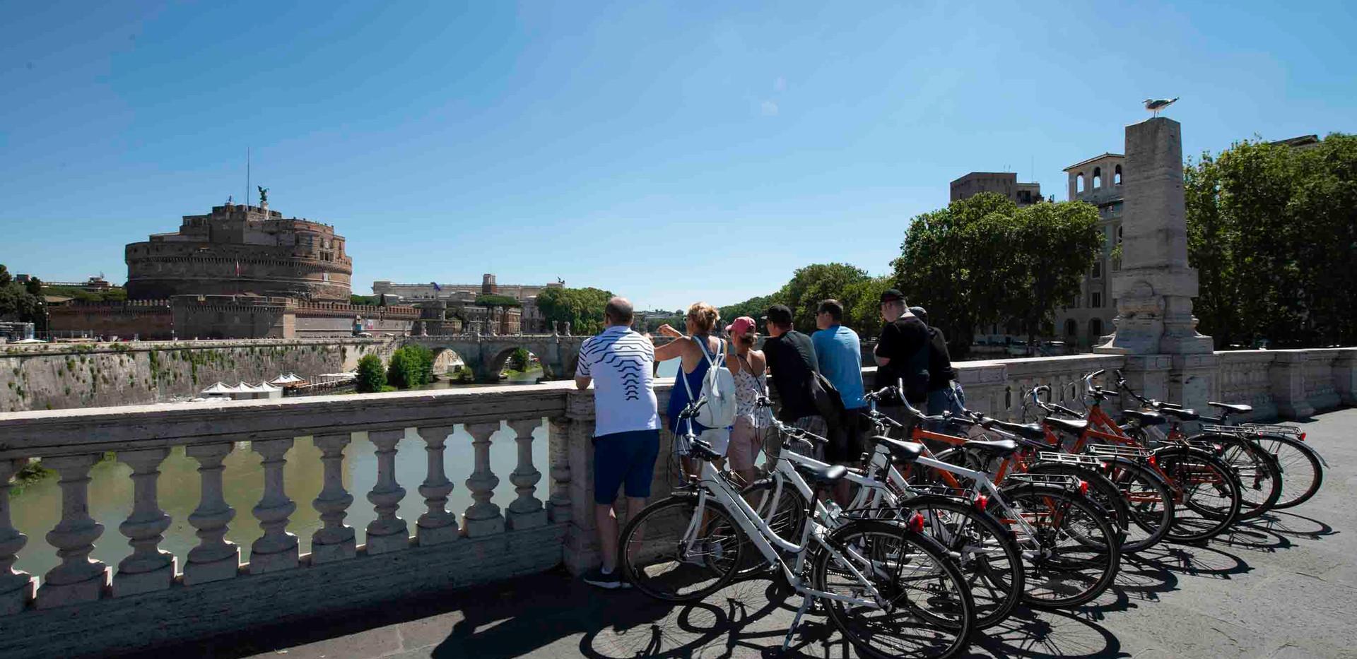 Rom mit dem E-Bike entdecken | Rom mit dem Rad entdecken | Rom mit dem Fahrrad entdecken