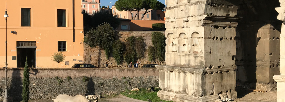Ausblicke auf Rom