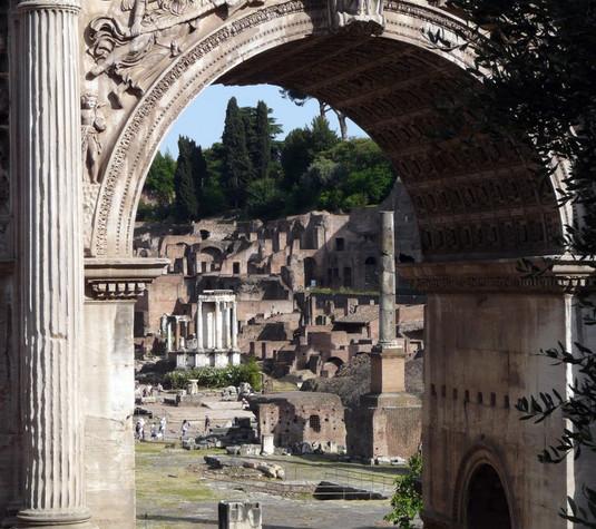 Besichtigung Kolosseum   Besichtigung Forum Romanum   Besichtigung Roms Antike ohne Anstehen