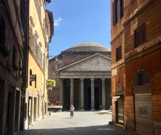 Stadtspaziergang durch das historische Zentrum Roms