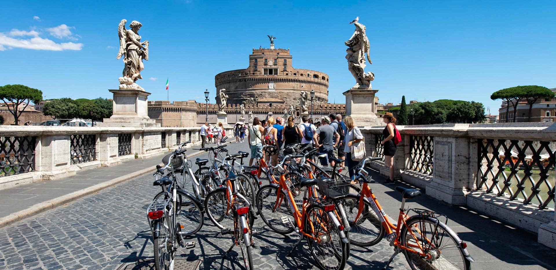 Geführte Fahrradtour Rom | Geführte Radtour Rom | Geführte E-Bike Tour Rom