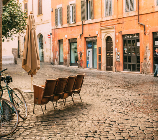 Geführte Bike-Tour Rom