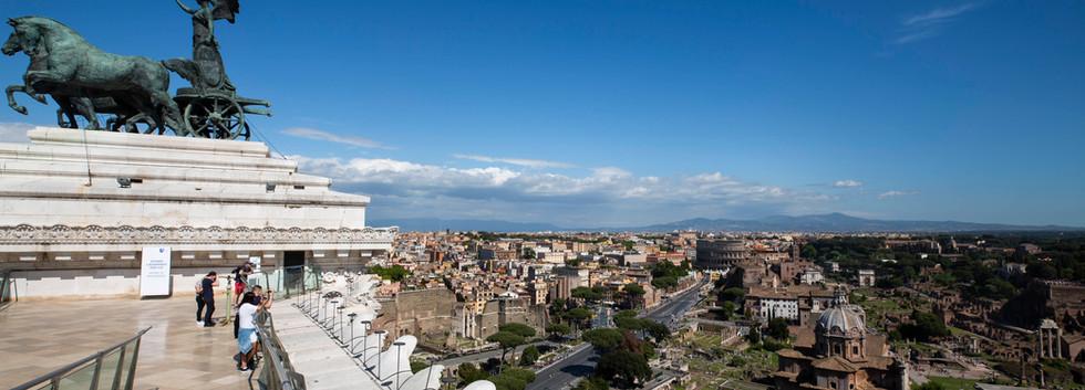 Tour über die sieben Hügel Roms | Rom mal anders sehen | die schönsten Aussichtspunkte Roms