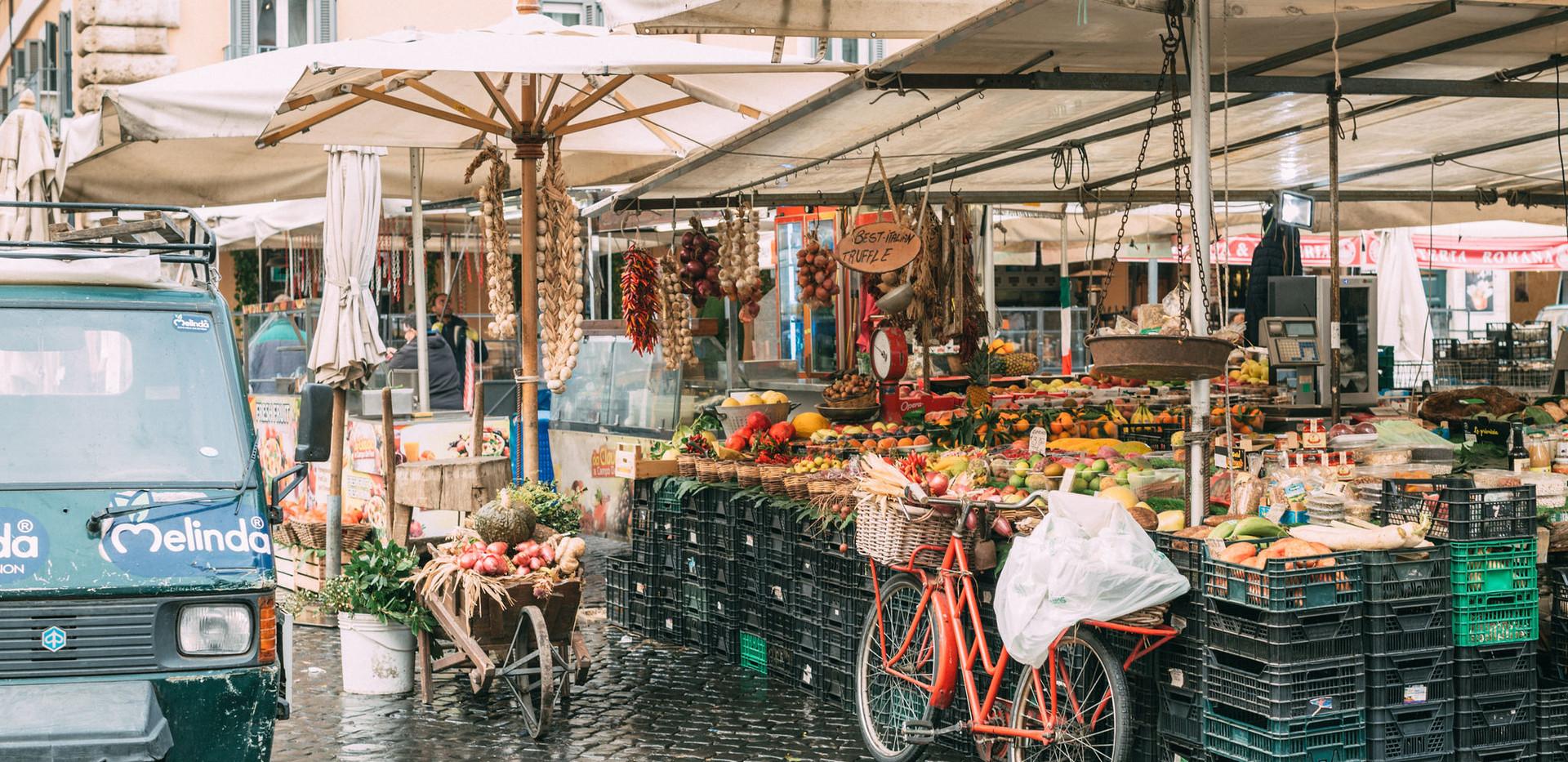 Stadtführung Rom | Rom mit einem local erleben | Geführter Stadtspaziergang Campo di Fiori