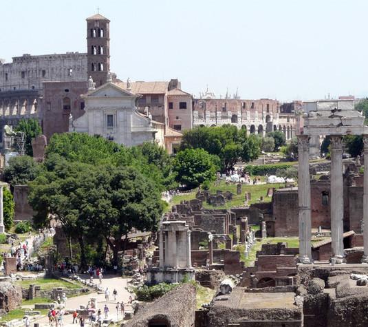 Kinderführung Kolosseum   Kinderführung Forum Romanum   Kinderführung Das Antike Rom