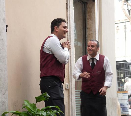 Spaziergang durch Rom   Führung Rom mit einem Römer erleben