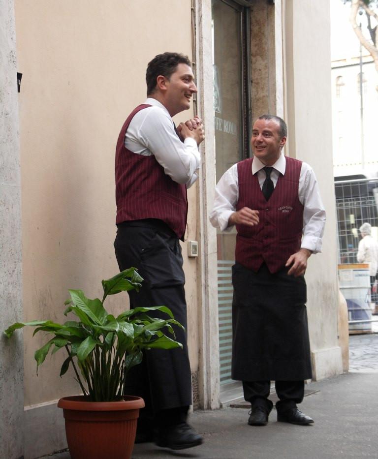 Spaziergang durch Rom | Führung Rom mit einem Römer erleben