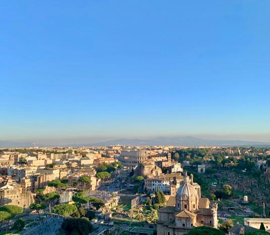 Die 7 Hügel von Rom   die sieben Hügel von Rom   Rom von oben: Die schönsten Aussichtspunkte auf Rom