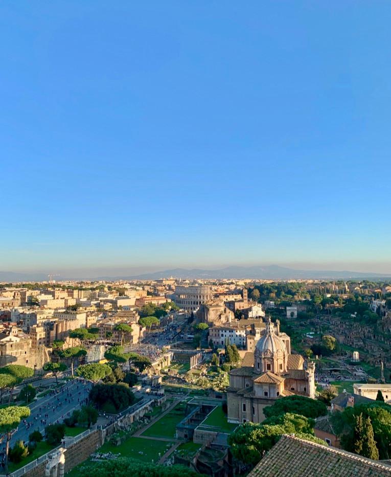 Die 7 Hügel von Rom | die sieben Hügel von Rom | Rom von oben: Die schönsten Aussichtspunkte auf Rom
