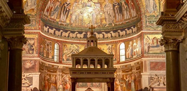 City Tour in kleinen Gruppen durch Rom