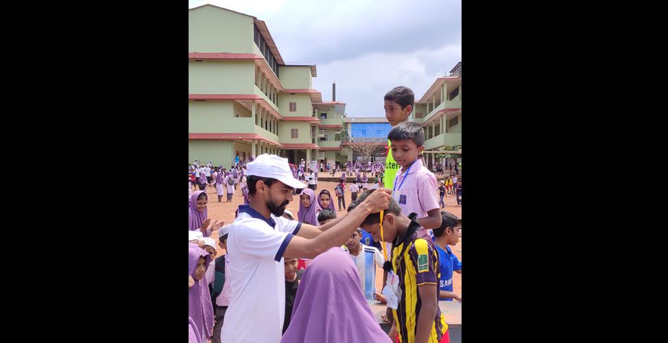 ANNUAL SCHOOL SPORTS 2019-20
