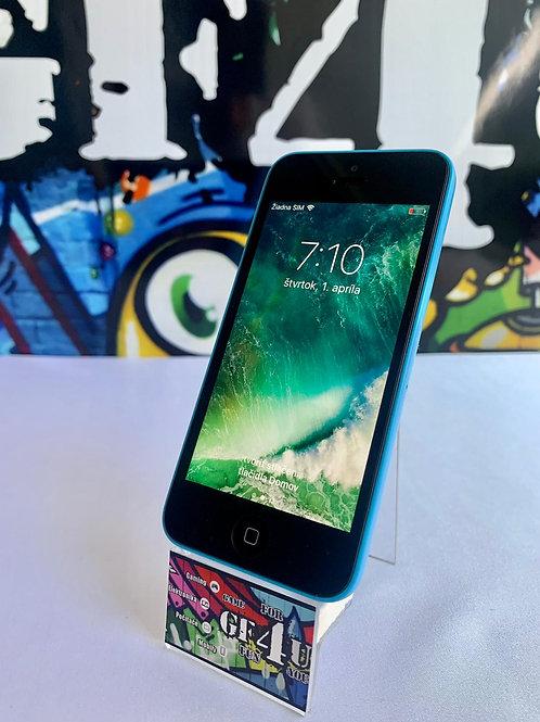 Apple Iphone 5C modrý 16GB Grade A