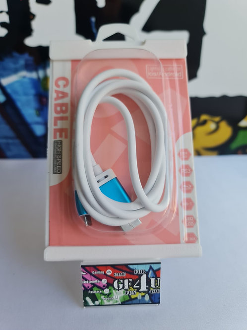 Micro USB nabíjací data kábel