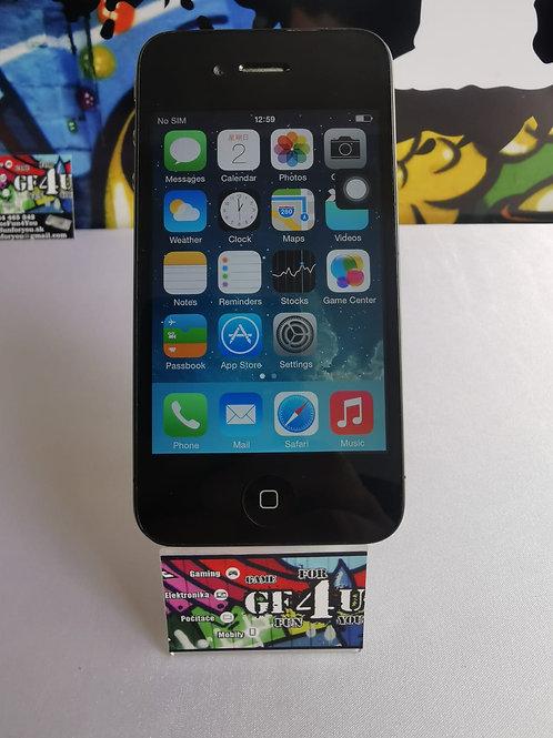 Apple iphone 4 8gb verzia čierna farba Grade A/B