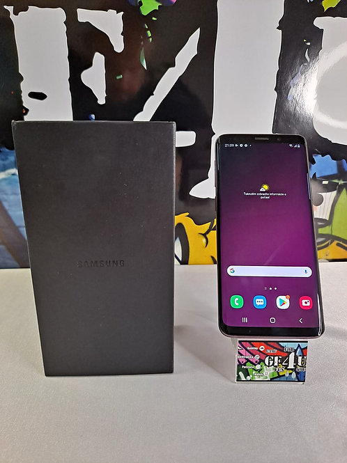 Samsung galaxy s9 fialová farba 64gb verzia Grade A