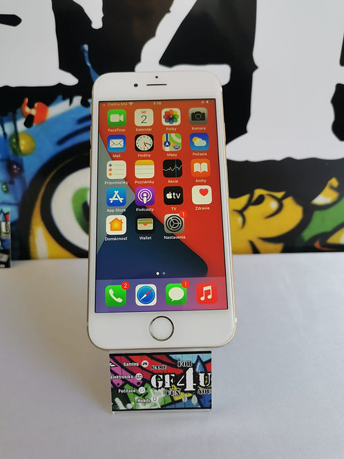 Apple iphone 6s 64gb verzia zlatá farba Trieda B