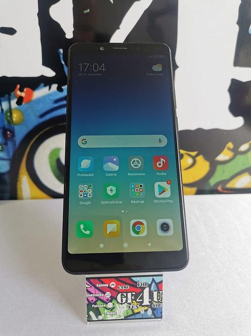 Xiaomi redmi note 5 čierna farba 4gb ram 64gb rom Grade A/B