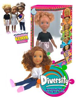 diversity press release