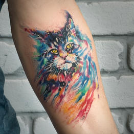 Color Tattoo Gallery
