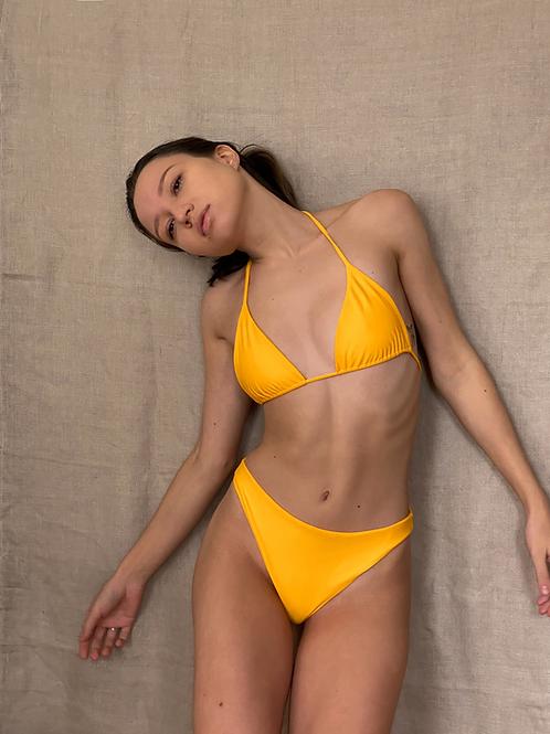Sustainable High-cut swim bottom