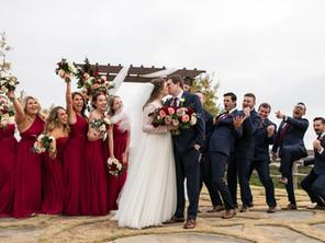 Fall Vineyard Wedding in DFW: Lara & Dustin at Dove Ridge Vineyard