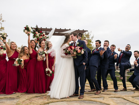 Fall Vineyard Wedding in DFW: Lara & Dustin at Dove Ridge Vineyard