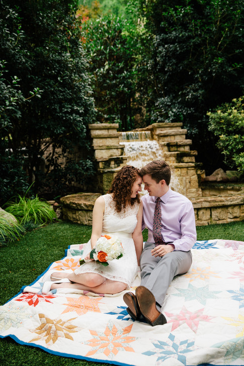 Elopement & Small, Intimate Wedding Photography by Mary Cyrus   Dallas, East Texas, Broken Bow & Shreveport Elopement Photographer