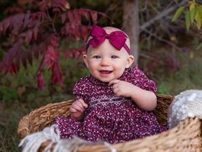 Fall Family Portraits in Plano, Texas: Arbor Hills Nature Preserve