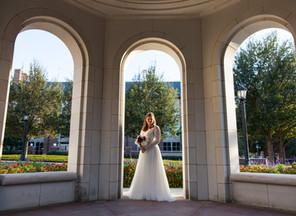 SMU Bridal Portraits in Dallas: Lara