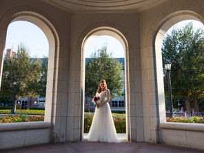 SMU Bridal Portraits in Dallas: Lara