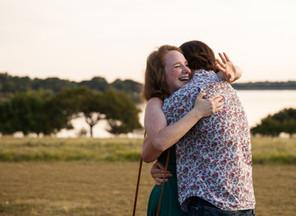 Dallas Proposal Photography at White Rock Lake: Sam & Haley