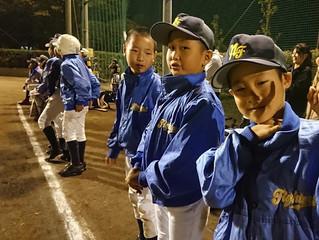 【ジュニア】秋季東西少年野球大会Dクラスベスト8