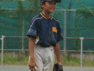 【シニア】青葉少年野球大会1回戦vsジュニアメッツ