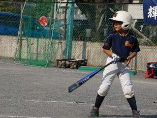 ジュニア 対 東野球部