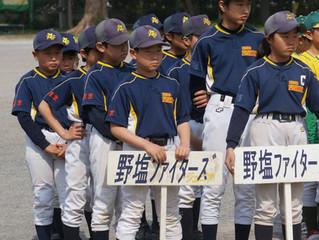 【シニア】市内春季大会1回戦vs清瀬旭丘少年野球部