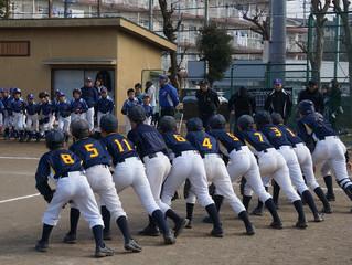 【シニア】練習試合vs立川富士見シールス