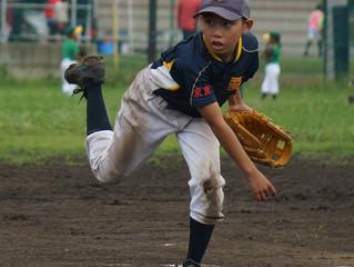 【ジュニア】東西ジュニア野球大会1回戦vs清瀬旭丘