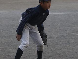 清瀬ヒーローズさんと合同練習